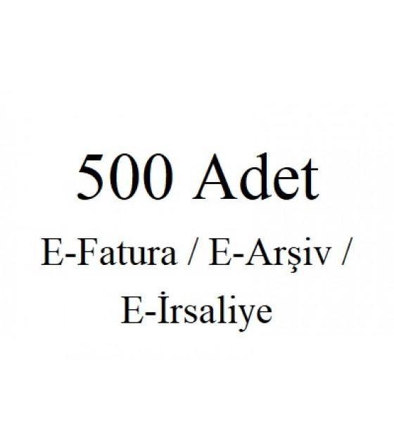 500 Kontör