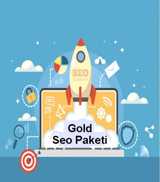 GOLD SEO PAKETİ